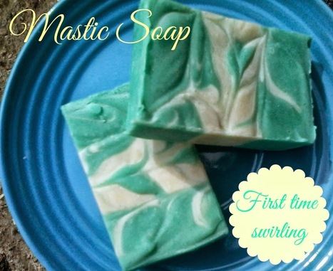 Soap Making Adventure: #Greek Mastic, a #natural fragrance for #handmade #soap   Soap Making Adventure   Scoop.it