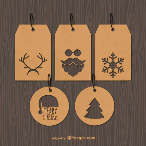 10 recursos gráficos gratuitos con motivos navideños | Mundo diseño | Scoop.it