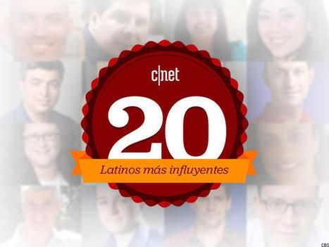 Los 20 latinos y latinas más importantes en el mundo de la tecnología de CNET en Español - CNET en Español   rutavirtual-edu   Scoop.it