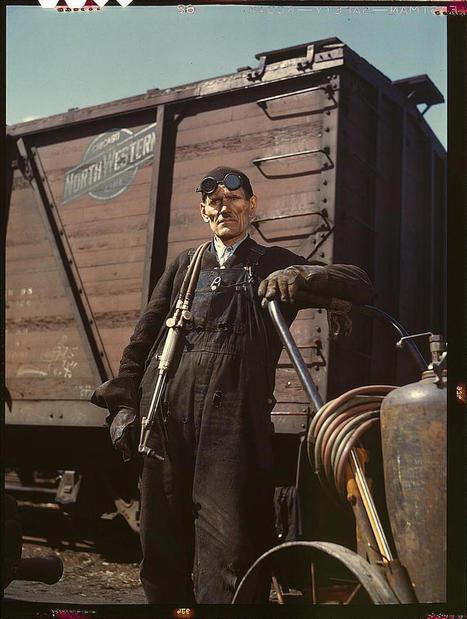 Great Depression Photos: America in Color 1939-1943 | arts visuels | Scoop.it
