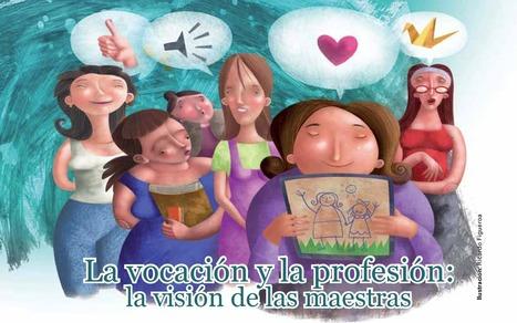 Revista Digital El Recreo: SI, VOY A DEDICAR MI VIDA A SER MAESTRA | Educación Infantil | Scoop.it
