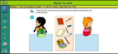 Bonjour les amis! Le vocabulaire scolaire | Remue-méninges FLE | Scoop.it