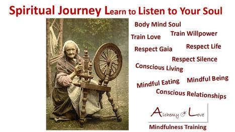 Free Mindfulness Training Course Online Giveaway | Spiritual Growth and Development | Scoop.it