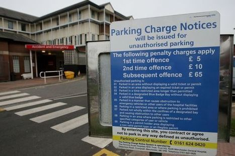 Pay and dismay for NHS patients as hospitals increase parking charges | nhswatch | Scoop.it