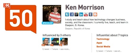 How to Cheat at Klout | An Eye on New Media | Scoop.it