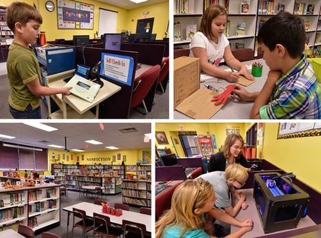"Meet the Recipients of the ""Build Something Bold"" Library Design Award 