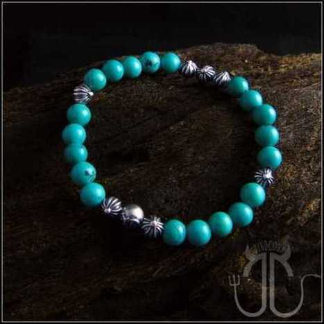 Chrome Hearts Bracelet 2013 6mm Cross Blue Beades Sale Factory | nice website | Scoop.it