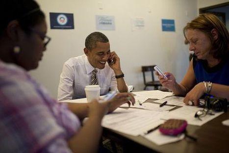 Los Big Data ayudaron a Obama a ganar las elecciones | Noticia IT de Big data | Política 2.0, Comunicación Estratégica y Ciberactivismo | Scoop.it