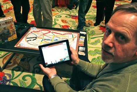 With iPad~You No Longer Have To Learn Board Game Rules | Everything iPads | Scoop.it