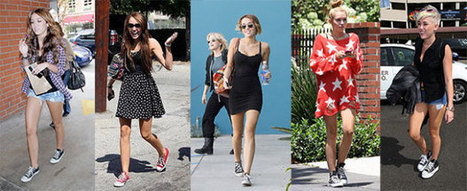 9 A-List Female Celebrities Who Loves Converse | Life Chucks! | Chuck Taylor | Scoop.it
