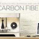 Mark One, la primera impresora 3D que crea objetos de fibra de carbono | Tecnología y Electrónica | Scoop.it
