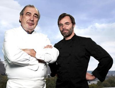 Marc Meneau et Gilles Stassart a Haute Cuisine Paris | Gastronomie et alimentation pour la santé | Scoop.it
