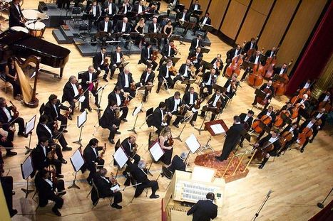 Study reveals methods used by musicians to stay in tempo with each other | Radio Show Contents | Scoop.it