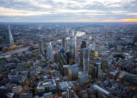 London's future skyline captured in new visualiations | Cities of the World | Scoop.it