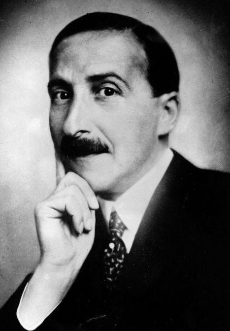 Stefan Zweig sousunautrejour | livres allemands -  littérature allemande - livres sur l'Allemagne | Scoop.it