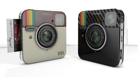 Socialmatic Camera to Arrive in the Real World with Polaroid Branding | geekroom | Scoop.it
