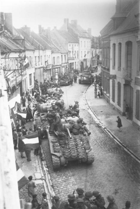 Il y a 70 ans, le Montreuillois vivait ses dernières heures d ... - La Voix du Nord | Généalogie et histoire, Picardie, Nord-Pas de Calais, Cantal | Scoop.it