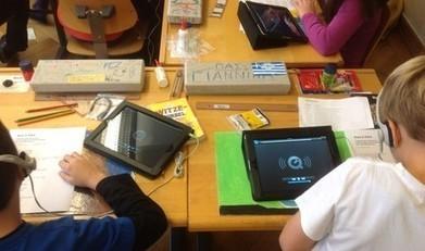 Tablet-Projekt der Stadt Solothurn wird als gewinnbringend erachtet   Android and iPad apps for language teachers   Scoop.it