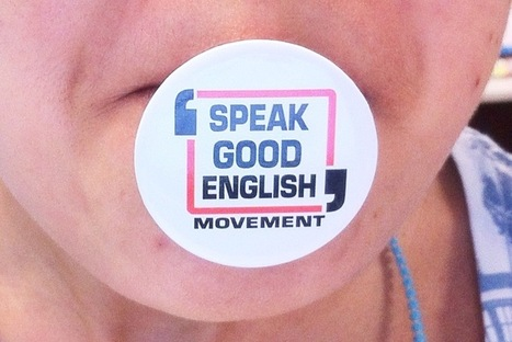 Mind your language at work, say campaigners | Doing Business in English | Scoop.it
