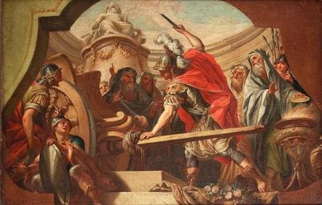 polyenios: Η λύση του Γόρδιου Δεσμού - The solution to the Gordian Knot | Evolution of societies and politics | Scoop.it