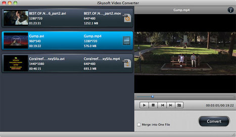Convert GoPro Hero H.264 MP4 to Mov with Mac GoPro Hero MP4 to MOV Converter | Sony 4K XAVC Converter | Scoop.it