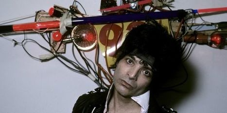 Pionnier du punk-rock, Alan Vega éteint le juke-box | Art contemporain et culture | Scoop.it