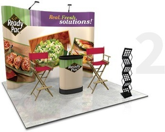Go Ahead to Buy a Stylish & Cost-effective Pop Up Banners for Your Trade Show | Displays And Exhibits | Scoop.it