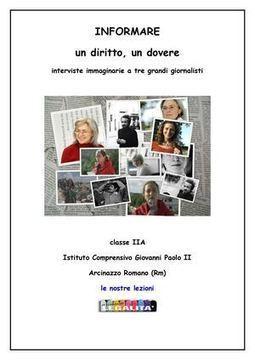 Informare, un diritto, un dovere   Percorsi sulla legalità a.s. 2012 - 2013   Scoop.it