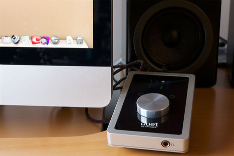 Using the Apogee Duet for iPad & Mac as an external sound recorder | Photography at large | Scoop.it