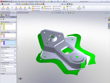 BlankWorks | Solidworks Add-Ons | solid works simulation | simulation modelling | 3-D Product Design & SolidWorks vendor in Singapore | Scoop.it