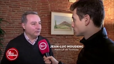 Jean-Luc MOUDENC dans le Petit Journal | Toulouse La Ville Rose | Scoop.it