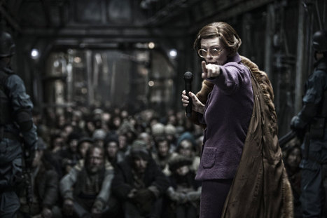 Boston Online Critics name Snowpiercer the best film of 2014 | Books, Photo, Video and Film | Scoop.it