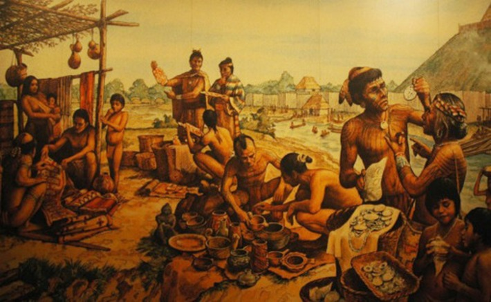 American Myths Debunked: Europeans Brought Culture to North America | Indina Country | Kiosque du monde : Amériques | Scoop.it