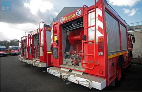 Sarthe. Des camions de pompier à vendre aux enchères [VIDÉO] | Revue de presse | Scoop.it