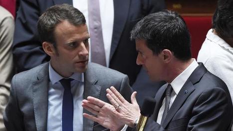 Déchéance : moquée à droite, la sortie de Macron embarrasse la gauche | Crise de com' | Scoop.it