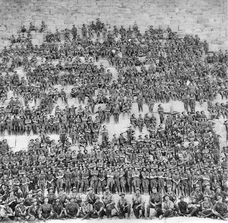 Série 1915 : Australiens et Néo-Zélandais en guerre | France Inter | Kiosque du monde : Océanie | Scoop.it