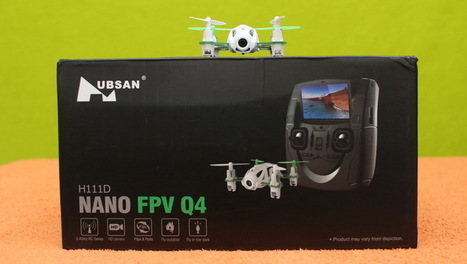 Hubsan H111D quadcopter review | Quadcopter Flyers | Quadcopter Flyers | Scoop.it