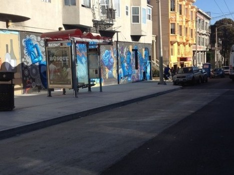 Applying the Parklet Strategy to Make Transit Stops Better, Quicker | Streetsblog San Francisco | Tier lieu, Ville ludique «» PlaceMaking | Scoop.it