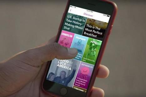 Snapchat Gears Up to Win App-Install Ads From Facebook   Mobile - Publishing, Marketing, Advertising   Scoop.it