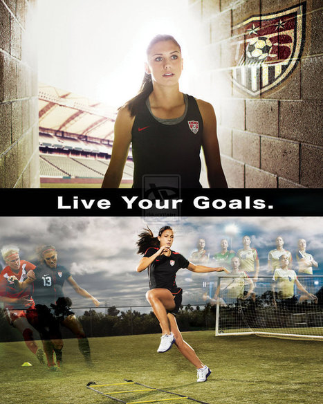 Alex Morgan Soccer Wallpaper | London Olympics 2012 Pictures and Info | Scoop.it