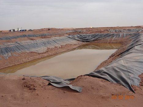 Gaz de schiste en Algérie: Preuves à l'appui, la SONATRACH responsable de pollutions environnementales sur le Site d'In Salah | NO FRACKING FRANCE | Non Conventionnelle | Scoop.it