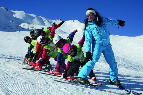 Les 3 bons plans de l'ESI pour apprendre à skier - Skiinfo | Tourisme en pays du lac annecy & environs | Scoop.it