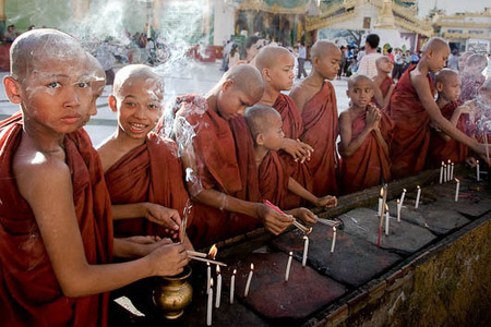 Viaje fotográfico a Birmania con Harry Fisch | India Viajes - Appealing Tourists From Spain | Scoop.it