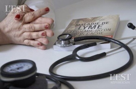 Une femme médecin était atteinte d'une borréliose non dépistée. Elle témoigne | EntomoScience | Scoop.it