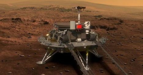 China Finally Unveiled The Rover They're Sending to Mars in 2020 | IELTS, ESP, EAP and CALL | Scoop.it