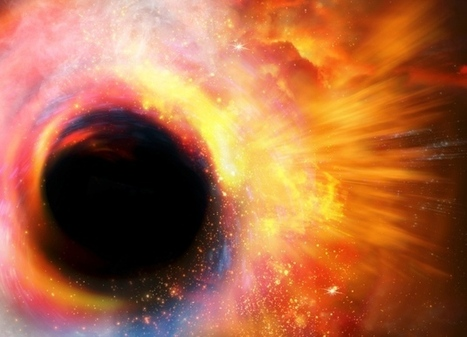 Stephen Hawking: 'There are no black holes' | SNR | Scoop.it