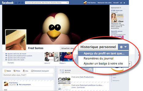 Cacher sa liste d'amis sur Facebook pour plus de vie privée | Social Media, etc. | Scoop.it