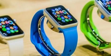 Apple Watch surges to #2 spot for Wearables behind FitBit | via CNET | The Brady Report | Scoop.it