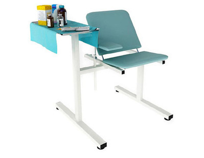 Chaise médicale 3D | 3D Library | Scoop.it