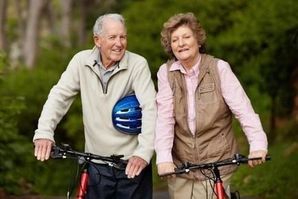 Les plus de 60 ans ne bougent pas assez, selon un sondage | Seniors | Scoop.it